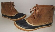 """SOREL"" WOMEN'S Sz 6  ""Out N About"" Waterproof Leather Boots-$69.99 Fast Ship!"