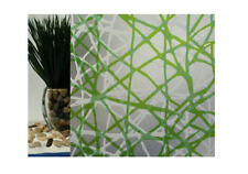 """Privacy Web Green Static Cling Window Film, 36"""" Wide x 10 ft"""