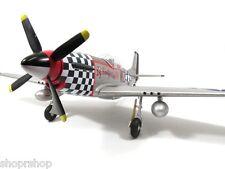 FMS 800mm P51 2nd Fly RTF Brushless Motor RC Jet V2 Black NEW