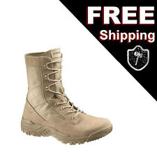 Bates E05118 Desert Tan Zero Mass Boot 12 EE Extra Wide Police Military