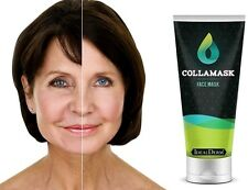 Solo 69,90 €/100ml: collamask FACE MASK Unique mask to fight common skin problems