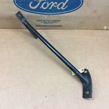 67 68 COUGAR NOS OEM FORD C7WY-17755-A ARM - FRONT BUMPER ISOLATOR BRACKET LH