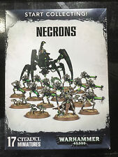 Warhammer 40,000 Start Collecting Necrons