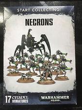 Warhammer 40,000 Start Collecting Necrons