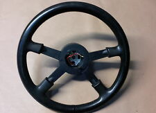STEERING WHEEL LEATHER Carlton Diplomat Diamond CDX GSi Lotus Carlton 90328047