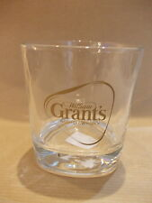 Collection glass - Grant's blended Scotch Whisky - triangular