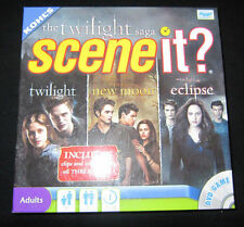 Scene it? The Twilight Saga DVD Game
