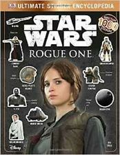 Star Wars Rogue One Ultimate Sticker Encyclopedia, DK, New Book