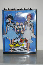 THE FLINTSTONES BARBIE DOLL GIFTSET, MORE POP CULTURE DOLLS COLLECTION, M1211