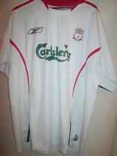 Liverpool 2004-2005 Away Football Shirt adults xxl /13857 the reds jersey