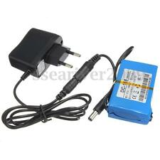 DC 12V 1800mAh Super Rechargeable Pack Protable Li-ion Battery EU Plug For CCTV