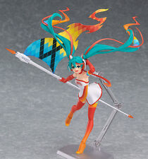 GSR Figma - Hatsune Miku Vocaloid - SP-078 Racing Miku 2016 Ver. Action Figure