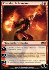 MAGIC Chandra, le brandon / the Firebrand M13 FR NEARMINT PLANESWALKER MTG