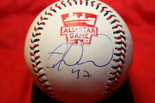 MIGUEL MONTERO AUTOGRAPHED AUTO SIGNED 2014 ALL STAR BASEBALL CUBS COA
