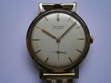 Reloj De Pulsera de Colección De Caballeros Reloj Mecánico Osram repuestos o reparación Peseux 330