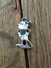 Vintage Micky Mouse/800 Silber/Emaille/ Sticker 1930-40
