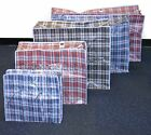 Strong Quality Storage Laundry Zipped Bag Recycled Reusable Bags Large Small