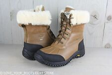 UGG ADIRONDACK II OTTER eVENT VIBRAM WATERPROOF SHEEPSKIN BOOTS US 9 NEW