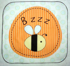 "9"" DISNEY POOH BUMBLE BEE BUG NURSERY CHARACTER WALL SAFE FABRIC DECAL CUT OUT"