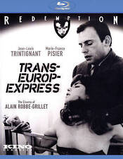 Trans-Europ-Express Blu-ray alain robbe grillet jean louis trintignant