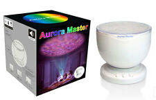 Aurora Master 7 Colorful LED Light Ocean Wave Projector  Xmas Atmosphere lamp