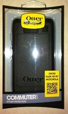OtterBox Commuter Series Case for Motorola RAZR HD - Retail Packaging - Black