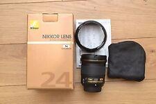 Nikon AF-S Nikkor 24mm f/1.8G ED Lens - 6 Month Warranty