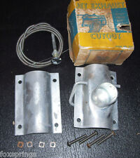 Vintage California Custom Jet Exhaust Cutout NOS  MW12899  -  -MIS792