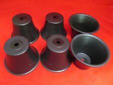 GRASSHOPPER MOWER PART 423680 PLASTIC SPINDLE DEFLECTOR CONE SET OF 6