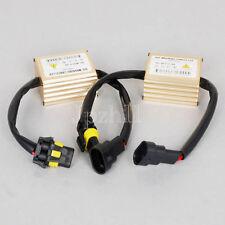 2pc HID Xenon Light Warning Decoder Error Canceller Capacitor Anti-flicker JUK