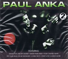 DOPPEL-CD NEU/OVP - Paul Anka - Includes 38 Original Recordings