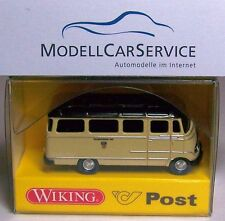 "Wiking colección: acc671609 MB o 319 panoramabus ""Österreichische Post"""