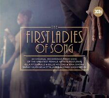 First Ladies of Song 3cd NUOVO Doris Day/Peggy Lee/ella Fitzgerald/MARILYN MONROE