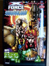 X-FORCE Youngblood - Le battaglie del millenio n°2 1995 ed.Marvel Image [G.214]