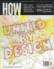 HOW International Design Annual Spring 2015 300 Award Winning World Best Graphic