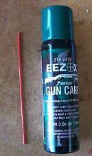Eezox Premium Synthetic Gun Oil,Solvent,Rust Inhibitor In One 3 oz. Spray Can