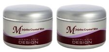 MON PLATIN Design - Lot of 2 Jojoba Crystal Hair Wax 250ml Professional Styling