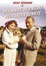 DER MANN DER NICHT..DVD MIT HEINZ RÜHMANN KLASSIKER NEU