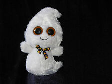 "TY BEANIE BOOS - PHANTOM the 6"" GHOST - NO HANG TAG 2011 6"""