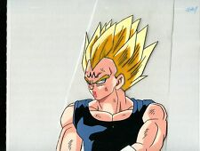MAJIN VEGETA DRAGONBALL original Production anime cel sketch