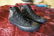 Converse Chuck Taylor All Star ,Baskets mode femme -noir 38 EU (5.5)