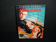 The Foreigner DVD Movie Widescreen Steven Seagal