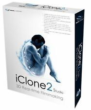 Reallusion iClone 2 Studio: 3D Real-Time Filmmaking (PC DVD)