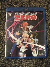 The Familiar of Zero: Season 1 (Blu-ray Disc, 2014, 2-Disc Set)
