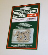 Modelscene Accessories 5110 - Sheep & Lambs (00) Railway Model