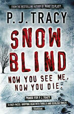 Snow Blind by P. J. Tracy- very good condition - must see