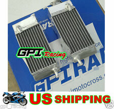 GPI Racing R&L ALUMINUM RADIATOR for HONDA CR250R CR250 CR 250R 1983 83