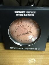 Mac Mineralize Skin Finish LIGHT FLUSH  Rare New