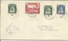 Aden KATHIRI STATE OF SEIYUN-SG#1(x2)#4,#3-SEIYUN 1/JUL/42-FIRST DAY-WWII