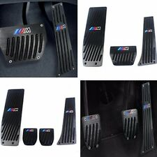 Aluminium Alloy Rest Gas pedal Brake Pedal for BMW X1 M3 E39 E46 E87 E84 E90